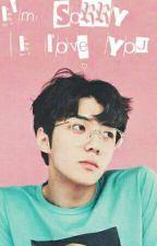 I'M SORRY I LOVE YOU//HUNHAN TEXTİNG by kpop_ship_turkey