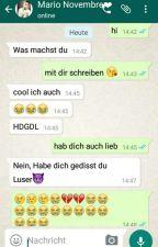 WhatsApp mit Stars by LunaBamfresh