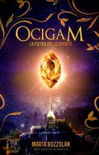 OCIGAM, La pietra dello spirito by mars_gold