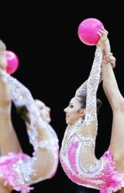 Life of a rhythmic gymnast by bronagh1d