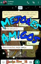 Mejores Amigos. by Yasha_Nro_12