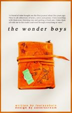 the wonder boys [larry!au] by louiscobain