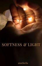 Softness and Light || Spamano AU by anatheila