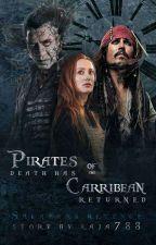 Pirates Of The Caribbean: Death Has Returned (Salazar's Revange) by kaja778