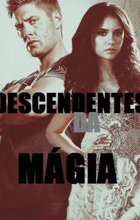 Descendentes Da Magia by BryHeassel