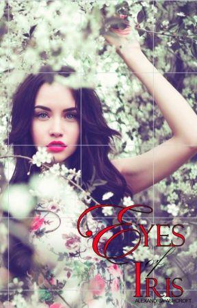 Eyes of Iris by alexandriaASH