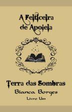 Terra das Sombras - A Feiticeira de Apoleia (Livro Um) by BiancaBorges1