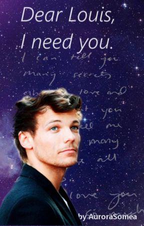 Dear Louis, I need you. by Narryeule