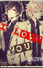I Love You (Shizaya) by ESPsycho
