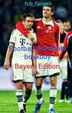 Football Oneshots (boyxboy) || Bayern Edition || by fcb_fangirl