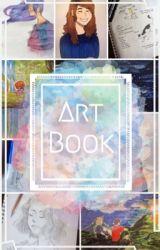 My Art Book | Two by dacatnextdoor14