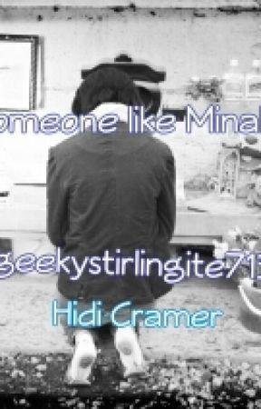 Someone Like Minako by geekystirlingite713