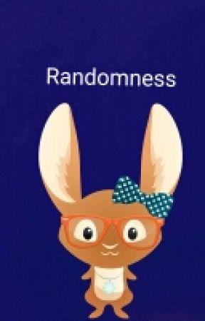 Book Of Randomness by Animegirl_37