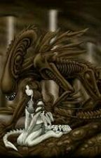 xenomorph x reader  (PLEASE READ :3 ) by Nightwolf0917