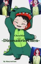 -Dinosaurio Chen- by MaryAnYam
