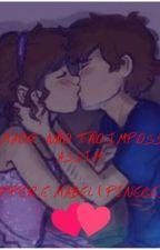 Um amor não tão impossivel assim  Dipper e Mabel (Pinecest)❤ by UmaGarotaDoidinha