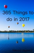 365 Things to do in 2017 by naomi_the_cactus
