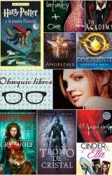 Obsequio libros. by KimCelesteB