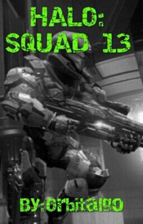 HALO: Squad 13 by Orbitalgo