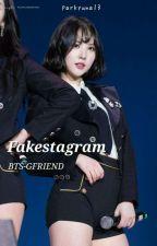 Fakestagram [BTS X GFRIEND] by parkyuna13