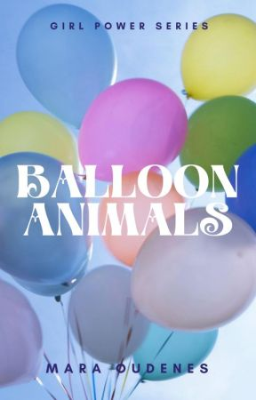 Animal Balloons by moudenes