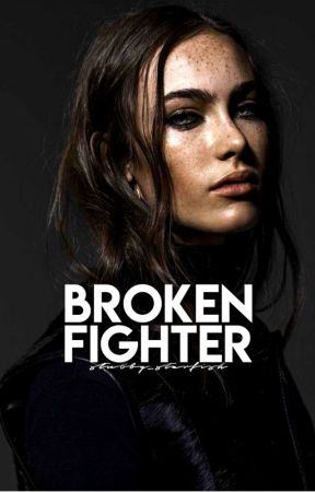 Broken Fighter by Stubby_Starfish