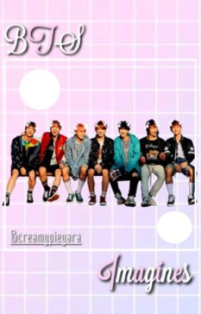 BTS : Imagines - BTS // When You get Jealous 📱 - Wattpad