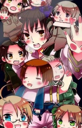 hetalia gallaries and reactions by APH_Berlin03