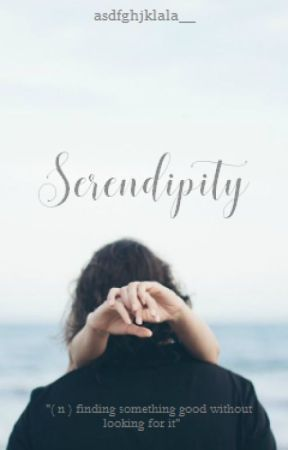 Serendipity by asdfghjklala__