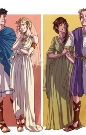 Percy Jackson Wedding Picture Preferences by SerenaChintalapati