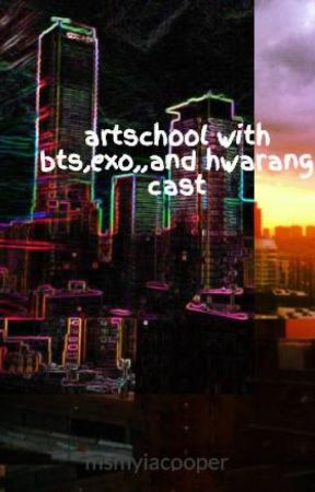 artschool with bts,exo,,and hwarang cast by msmyiacooper