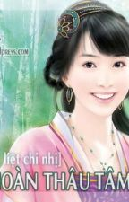 CẤM ÁI HỆ LIỆT CHI NHỊ - NHA HOÀN THÂU TÂM by s2junsu_97