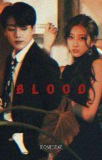 [C] Blood + JJK  by jeoniesbae