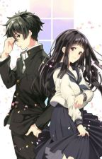 Don't Leave Me, Chitanda - One Shot Hyouka by AnneteOmpusunggu