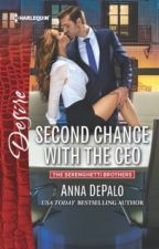 THE SERENGHETTI BROTHERS #1 - Second Chance with the CEO excerpt by AnnaDePaloAuthor