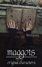 Maggots › Monster OCs [II] by savingosiris
