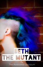 Beth the mutant [xmen/avengers/Guardians] Yondu X OC by TheAwesomeOpossum