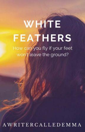 White Feathers by awritercalledemma