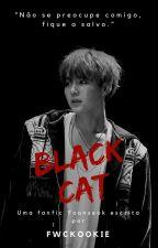 Black cat [yoon.seok] by fwckookie