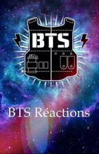 BTS réactions  by MissNeko185
