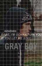 Gray boy - Nash Grier by damnmatt