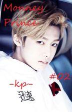 K-Prince Historia 2 - Monney Prince (Hyungwon) by Koreanprince2017