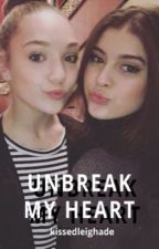 Unbreak My Heart by mxlanitrash