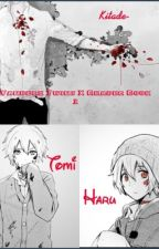 yandere twinsXreader (book 2) by kitade-