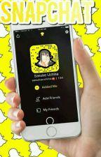Snapchat •Sasuke Uchiha by -Lytios