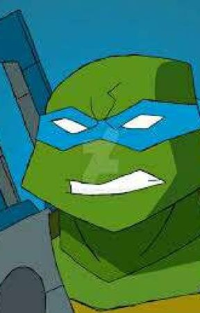 Living In The Future Fast Forward Tmnt Leo Love Story Chapter
