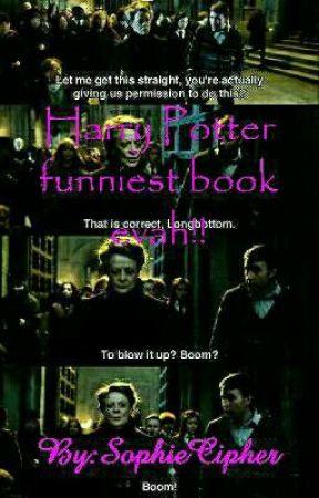 harry potter funniest book evah!! by Starfan113
