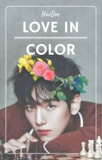 Love in Color 《 Mina + Baek》 by HaeSoo_
