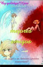 Mejores Amigos-golddy#fnafhs by golddy_shiper