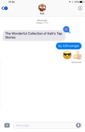 The Wonderful Collection of Katt's Tap Stories by AShruinger